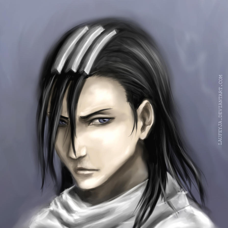 Bleach - Byakuya by laufeyja