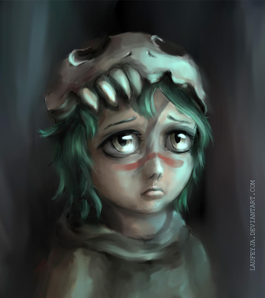 Bleach - Nelliel by laufeyja