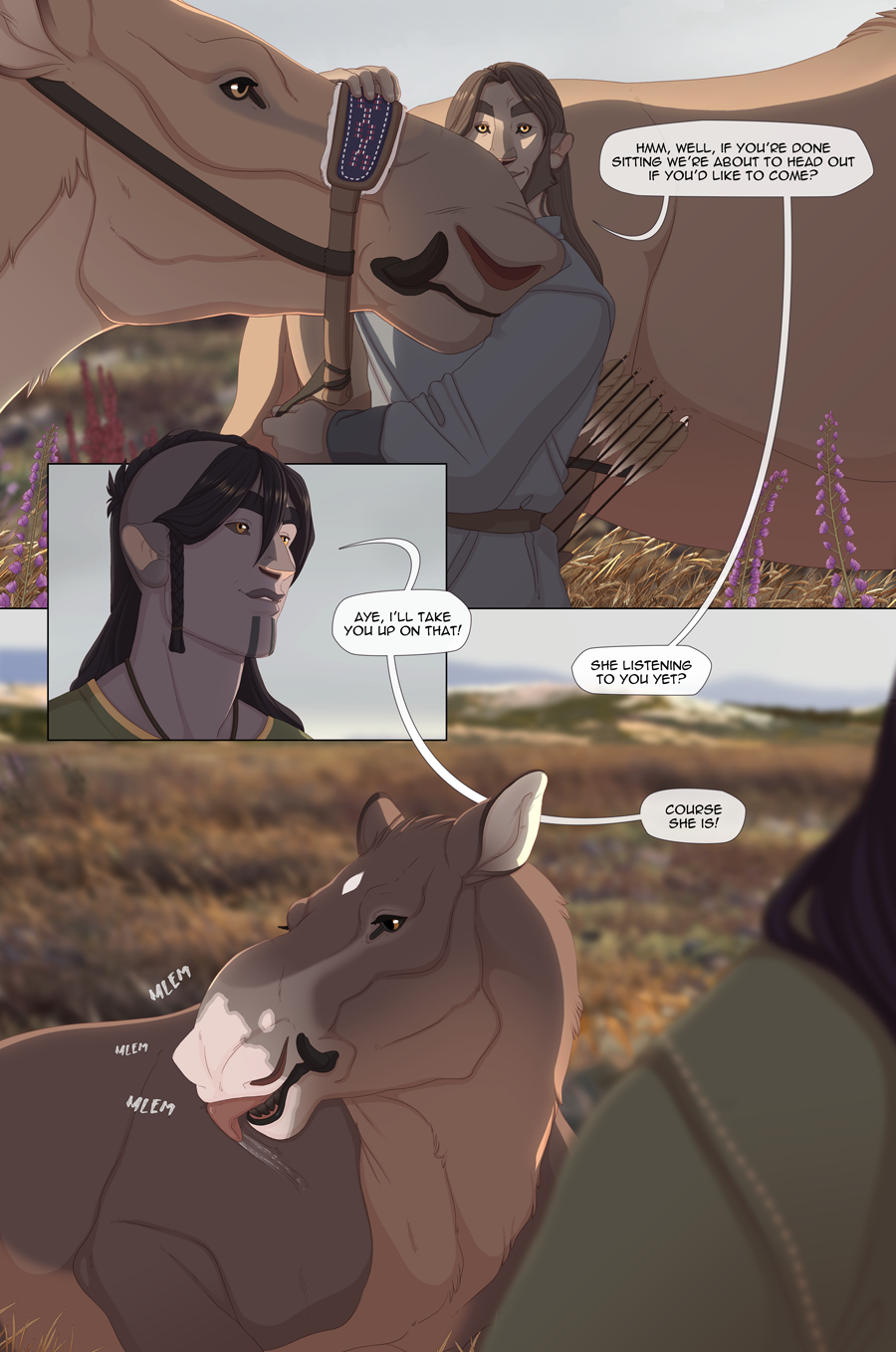 Tales of the Underfen - page 8