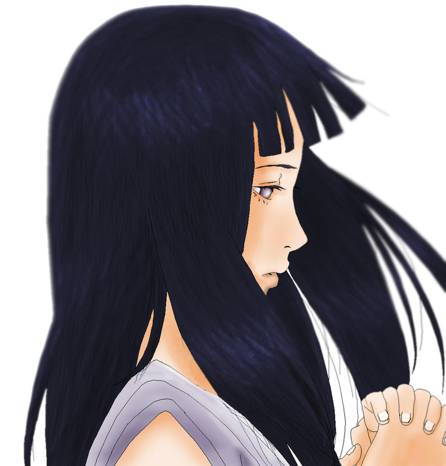 Hinata The Last by KovenantKonceptions