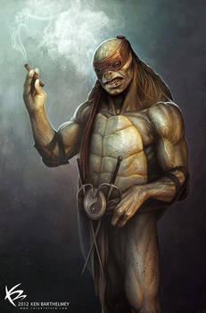 Real TMNT - Raphael