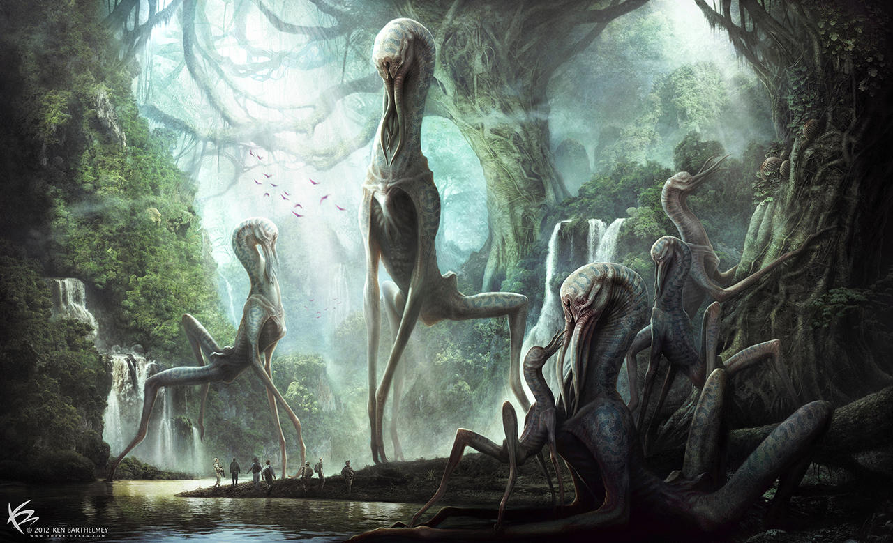 New World by KENBARTHELMEY