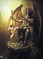 Demon Lord by KENBARTHELMEY