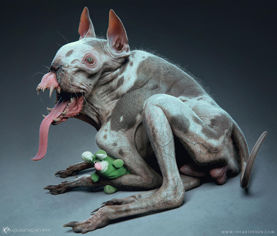 Puppy by KENBARTHELMEY
