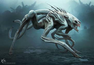 The Tomorrow War - Alien Design