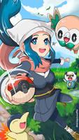 Pokemon Legends Journey