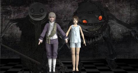 Nier: Emil and Halua