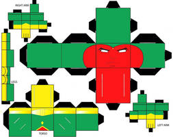 Vision Part 1 Cubeecraft by MGTTrailers