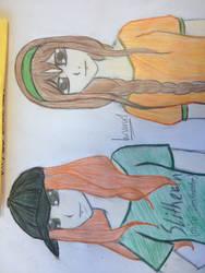 Some Slytherin Girls by Hinaru1