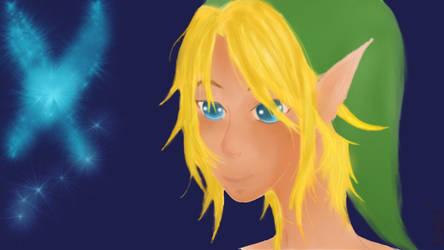 Link and Navi by Hinaru1