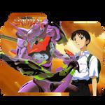 Neon Genesis Evangelion Folder V1