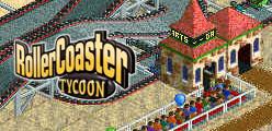 Roller Coaster Tycoon Metro Icon by lyncon6eco