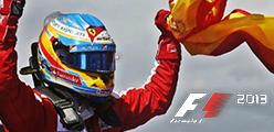 F1 2013 Fernando Alonso Metro Icon by lyncon6eco