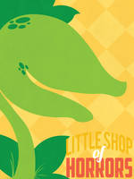 Little Shop of Horrors by howboutno