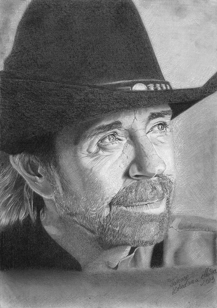 Chuck Norris by DreamsOn86