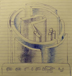 Periphery Logo Sketch by zhe-holti