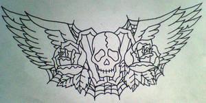 Tattoo design 1.