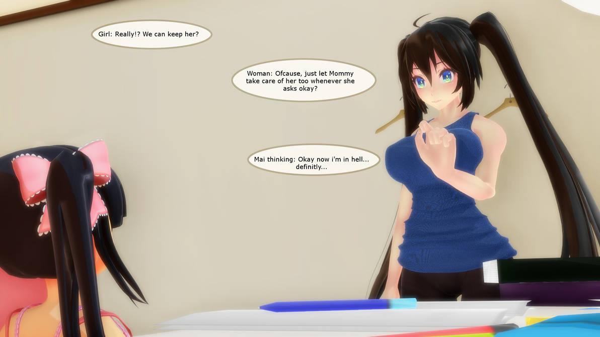 The Shrinking Potion 60 by Reiko-samaa