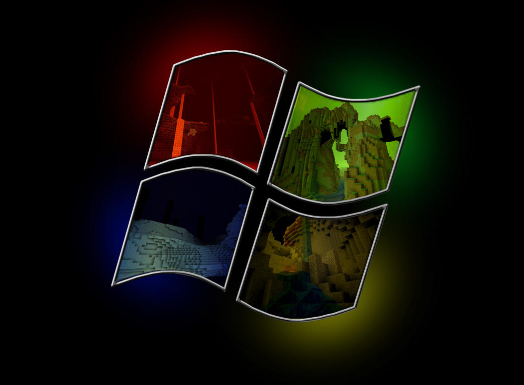 Must see Wallpaper Minecraft Windows 7 - minecraft_windows_by_lulizar-d5wd8u1  Photograph_87089.jpg