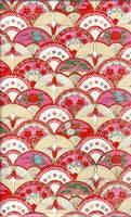 Chinese silk by Stock-Estrilda