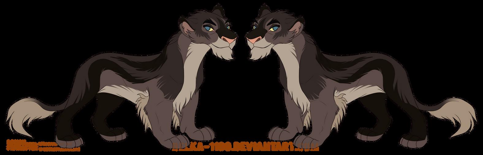 Deviantart Character Design Commission : Characters design commission by belka on deviantart