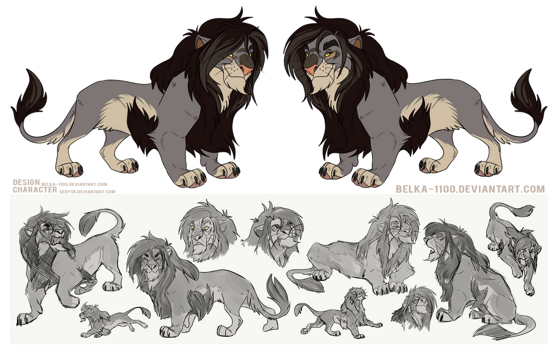 Character Design Commission Price : Characters design commission by belka on deviantart
