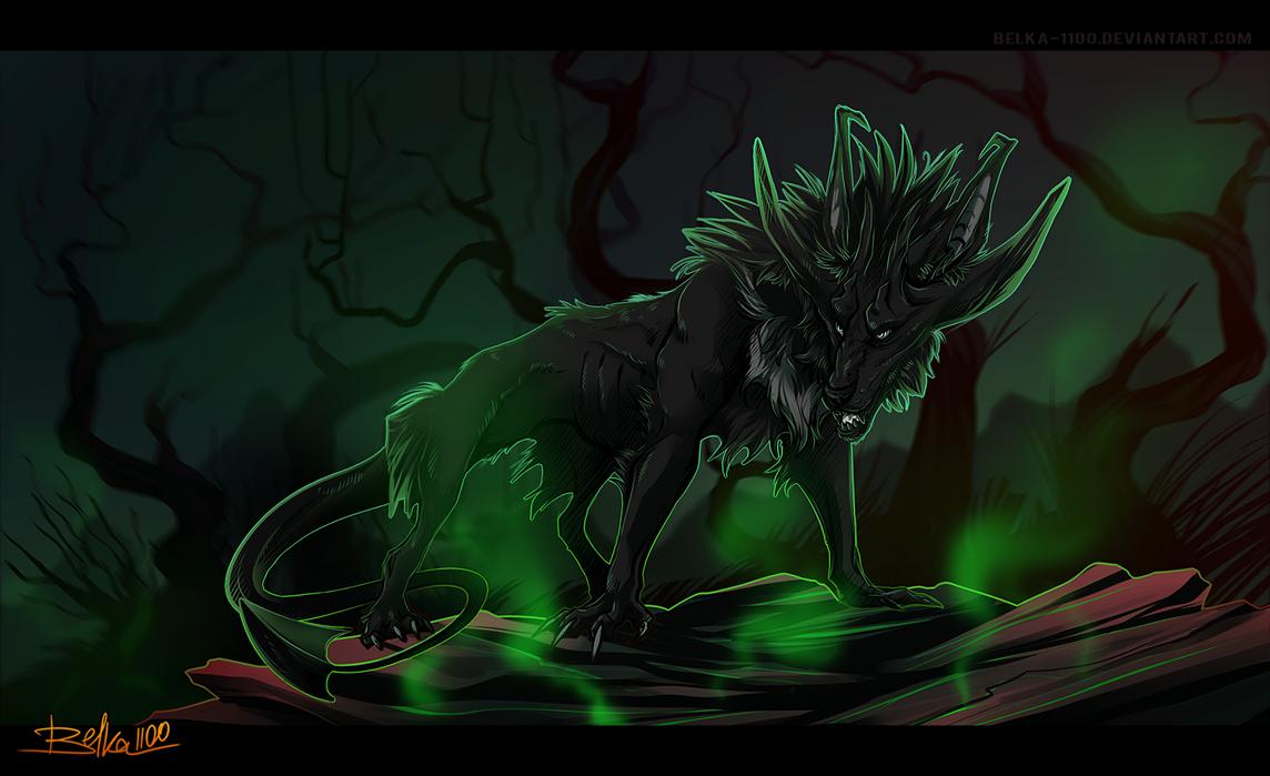 Dark Raus - Commission by Belka-1100