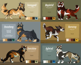 Cat Adoptables - closed by Belka-1100