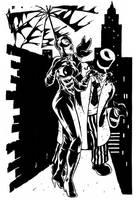 Batman Returns Catwoman 183 by djmpaz
