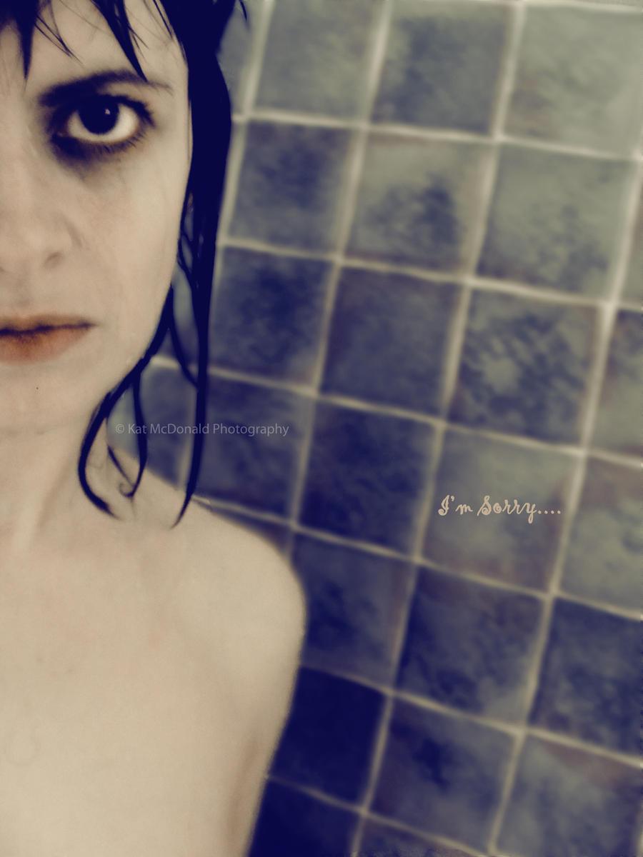 I'm Sorry... by KatMPhotography