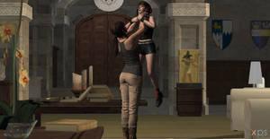 Lara Strangle Lift