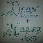 Dean + Kaleb by Sheledriia