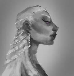 Daenerys Daily Sketch #1