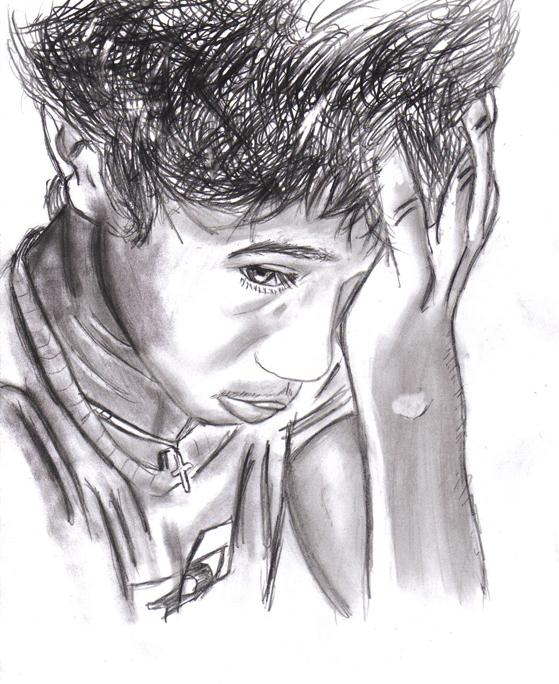 Autoportrait by DBztmk