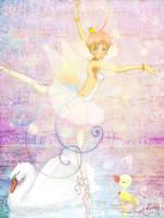 SwanDuck:Princess Tutu by ArieruInuyasha