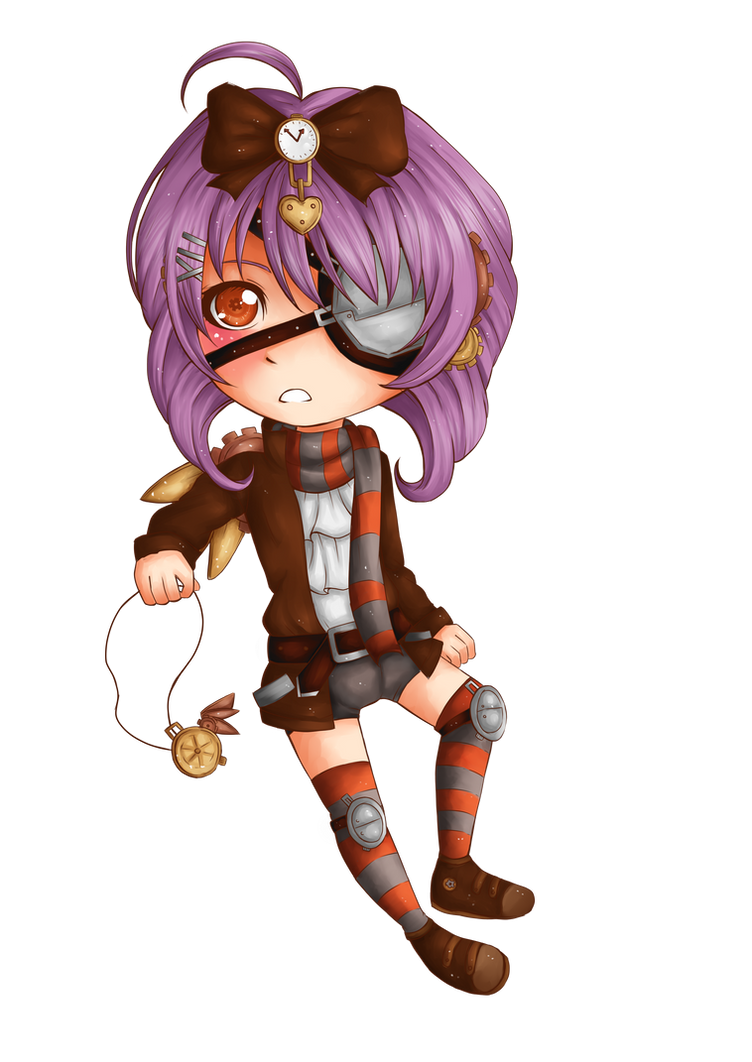 Chibi loko by kimbolie12