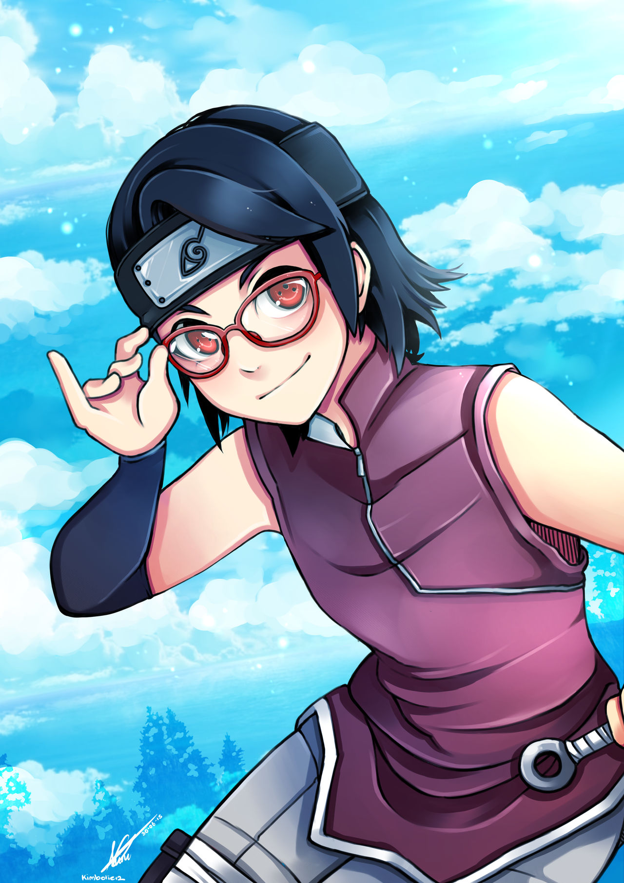 Top 15 Sarada Uchiha Facts Absolutely Worth Knowing