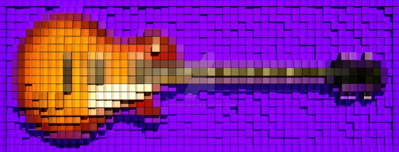 Les Paul by studioFUME