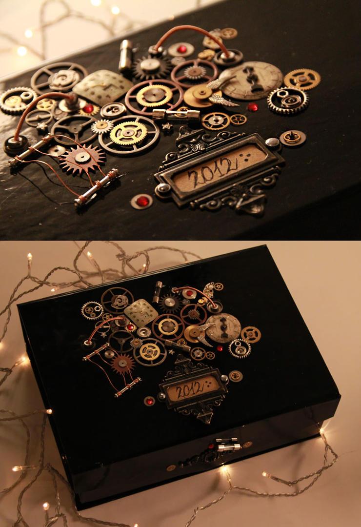 Pandora's Box 2012 by GoddessOvDoom