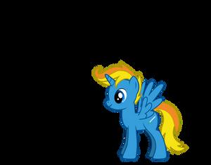 My Little Pony OC - Radiant Sword