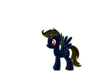 My Little Pony OC - Dark Sword