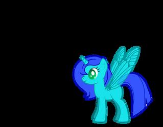 My Little Pony OC - Princess Antenna by Radiant-Sword