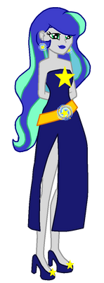 My Little Pony: Equestria Girls OC - Spiral Galaxy