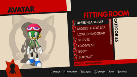 Sonic Forces Avatar - Forrest the Hedgehog by Radiant-Sword