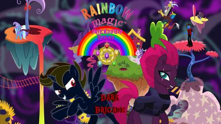 RM - Friendship Heroes - Dark Brigade Cover