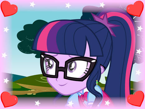 Love Between Sizes - Radiant and Sci-Twi