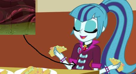 Sonata's Tasty Snack by Radiant-Sword