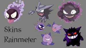 Skins Rainmeter Pokemon