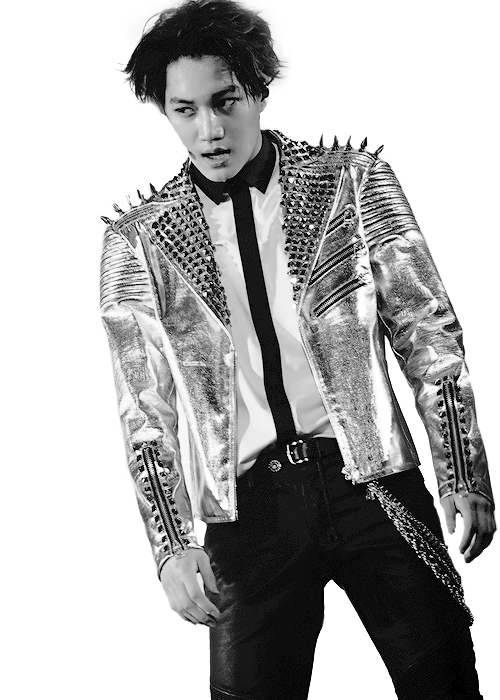 EXO [KAI] PNG by KorecanMelike on DeviantArt