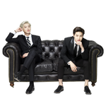 Chanyeol / Suho - PNG -Render